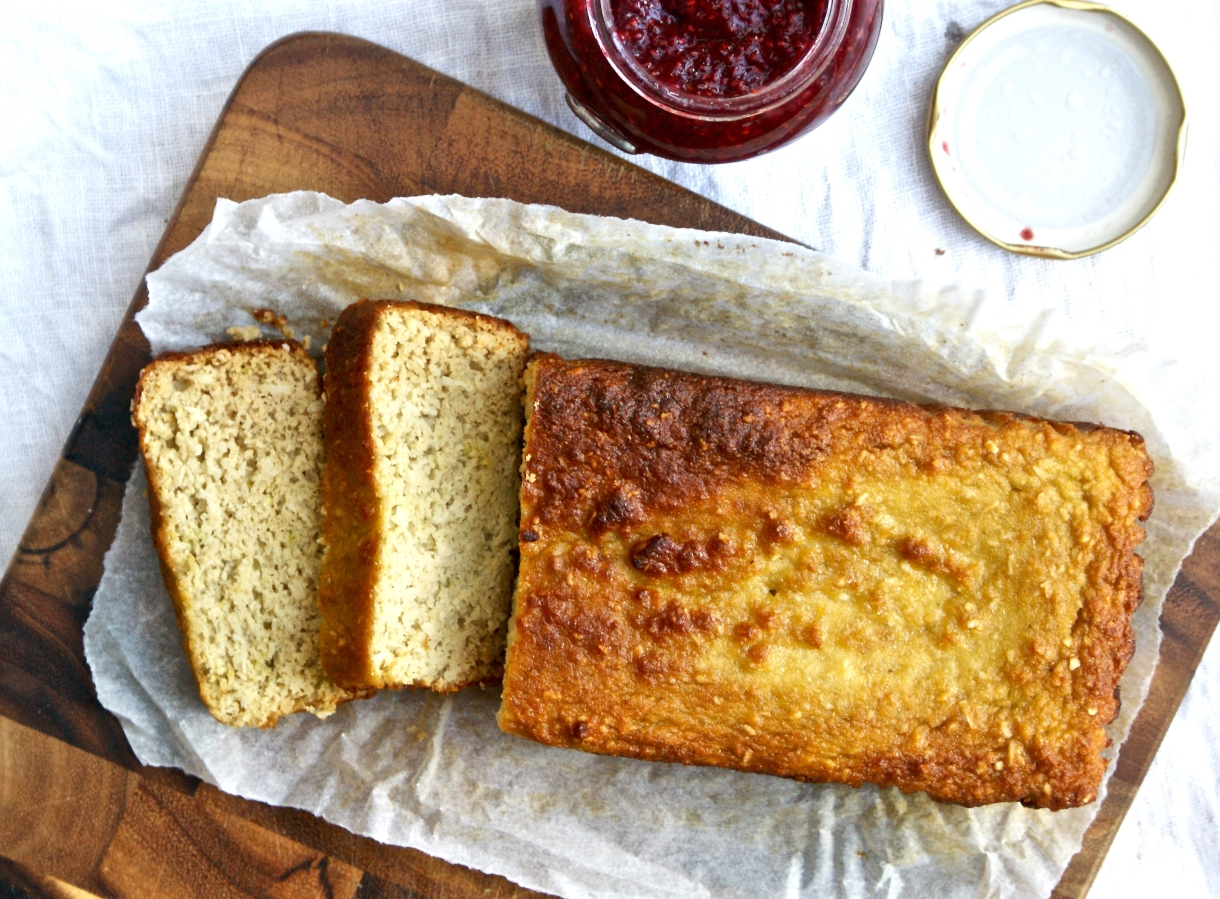 Refined Sugar Free Lime And Coconut Cake